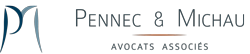 Pennec-Michau Avocats Mobile Retina Logo