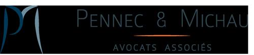 Pennec-Michau Avocats Retina Logo